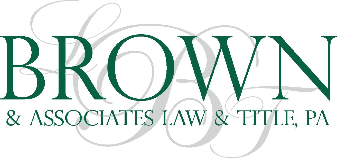Brown & Associates Law & Title PA